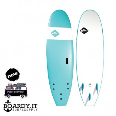 SOFTECH HANDSHAPED FUNBOARD...