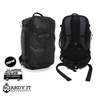 FCS  MISSION BACKPACK BLACK