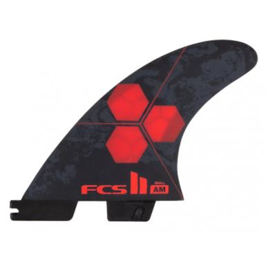 FCS II ALL MERRICK TRI FIN SET